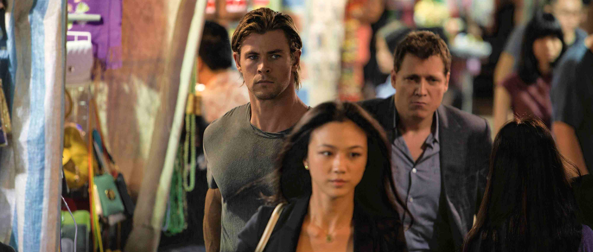 "Watch New Trailer of Cyber Attack Film ""Blackhat"" 