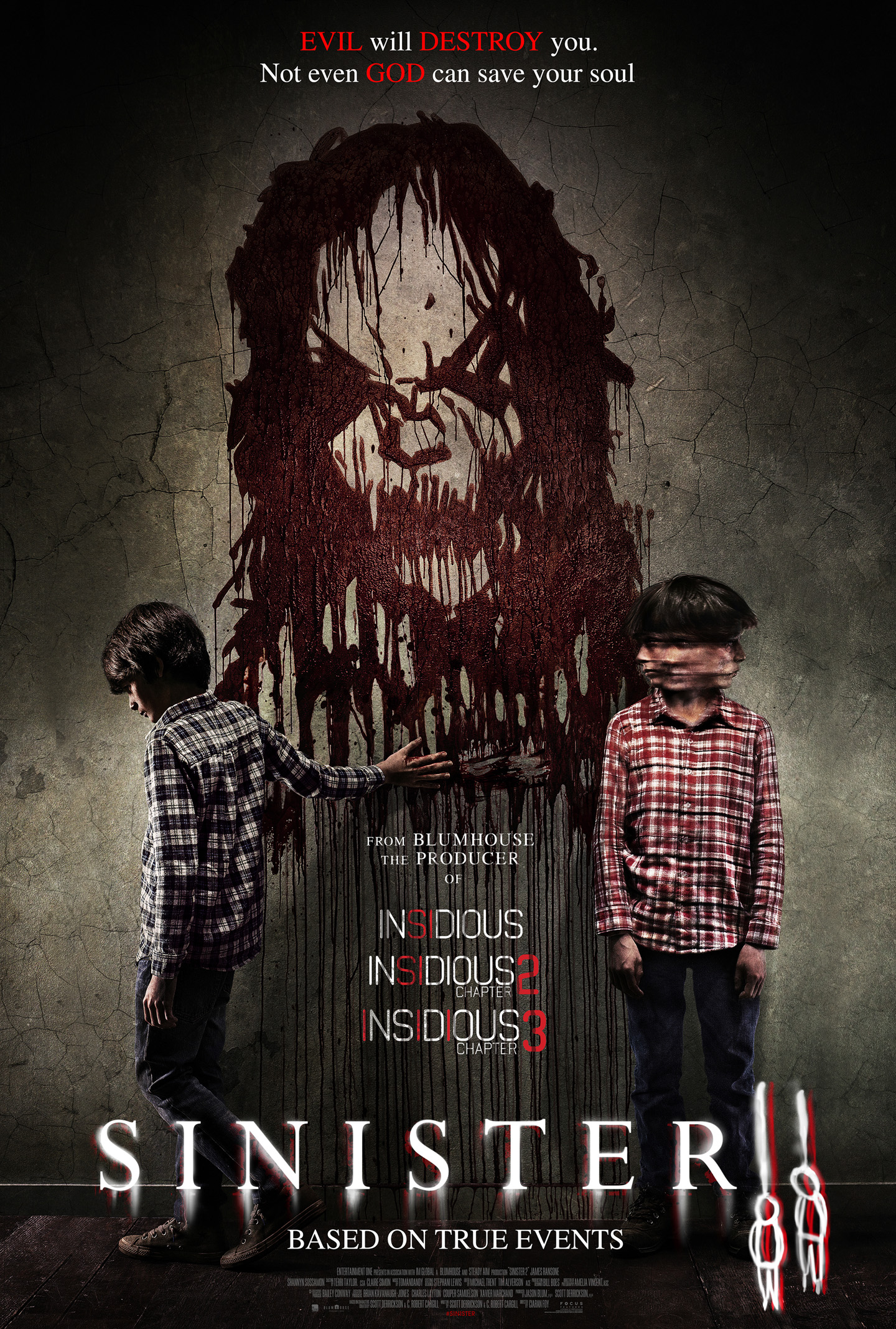 """Unstoppable Horror Continues In """"Sinister 2"""" 