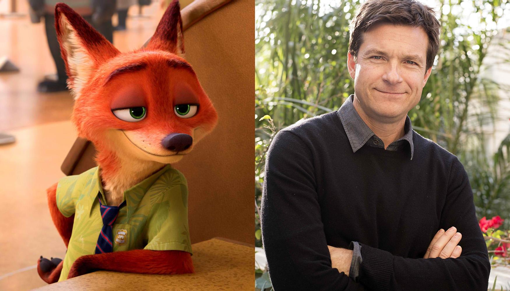 jason bateman lends voice to conartist fox in �zootopia