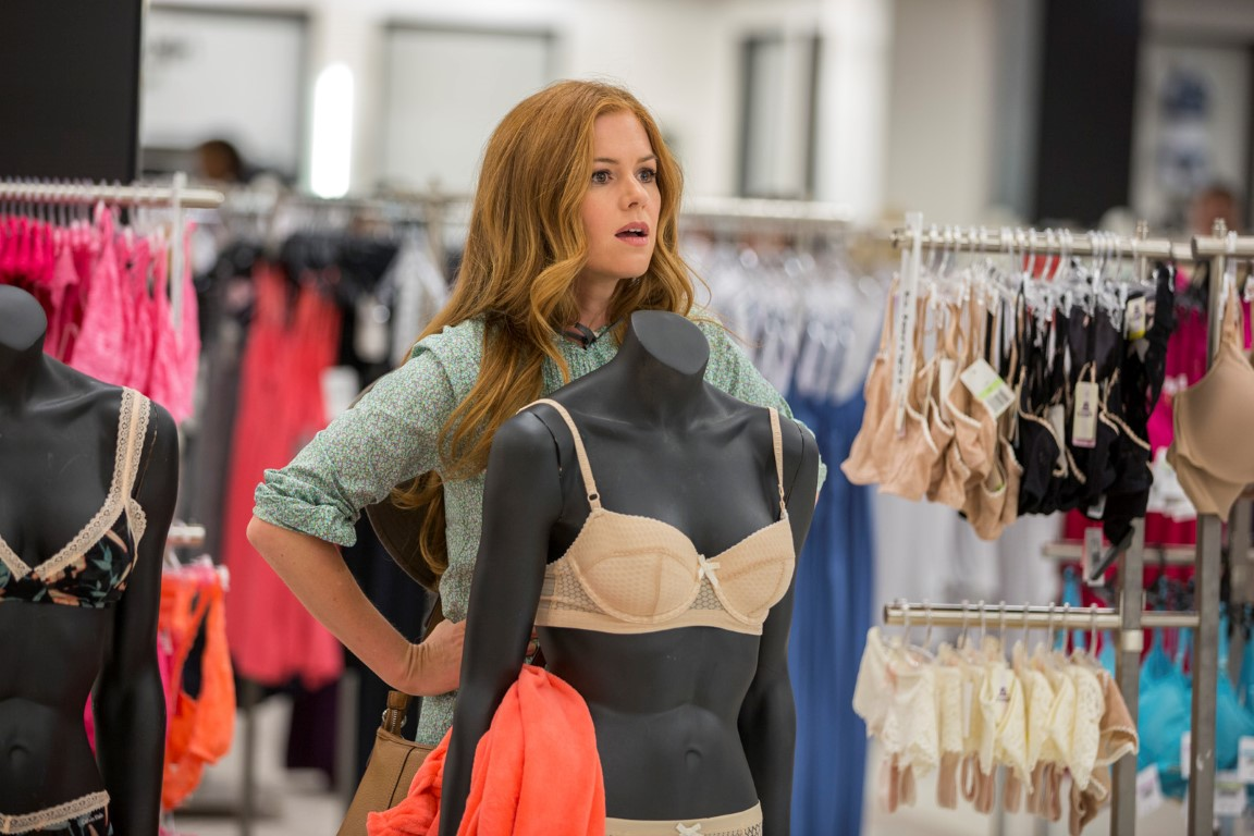 Isla fisher keep up with the joneses lingerie