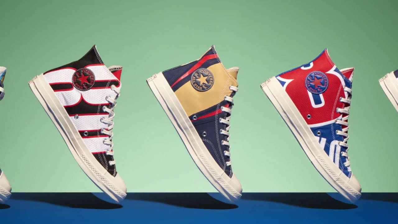 6e6890204d756b New Converse collection celebrates NBA history and culture.