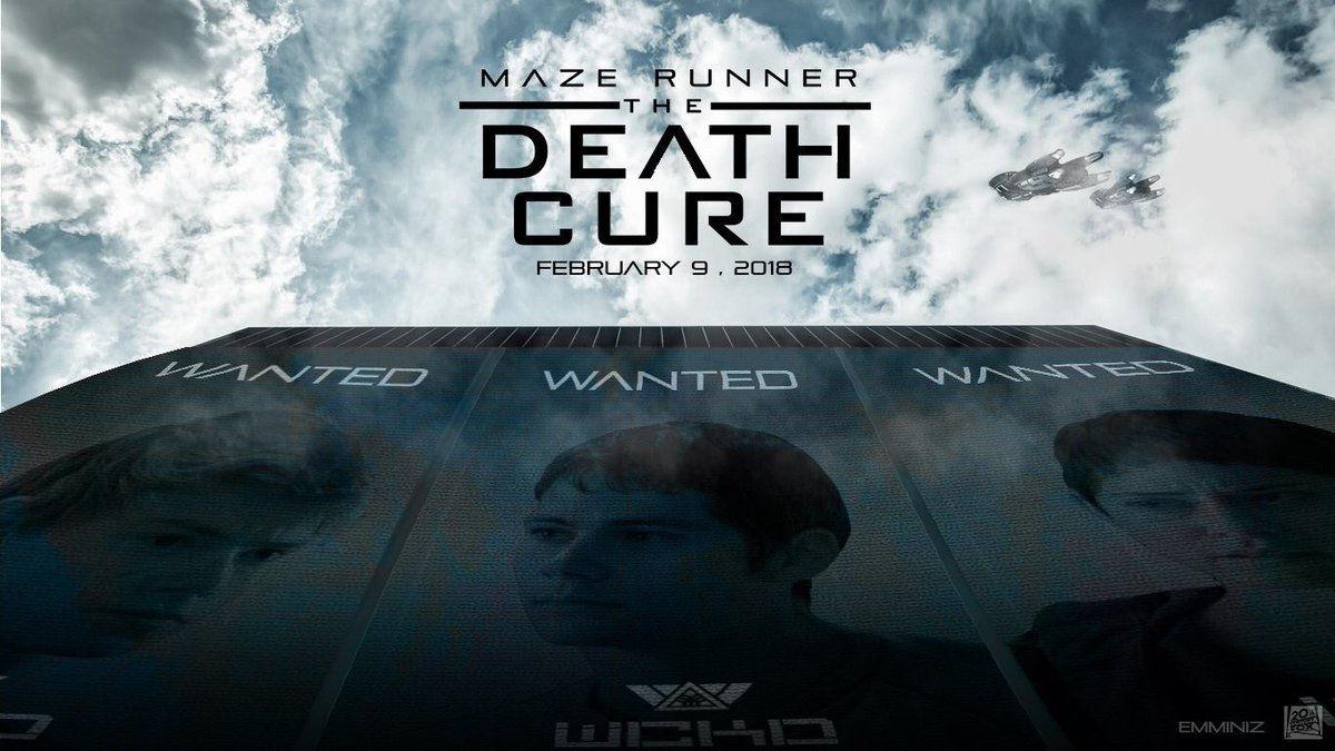 Bildresultat för maze runner death cure