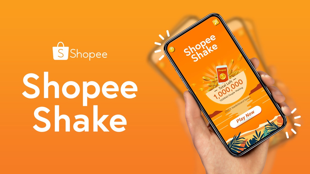 Shopee Launches Latest In-App Game, Shopee Shake | ReZirb